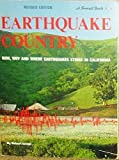 Earthquake Country, Robert Iacopi, 0376061421