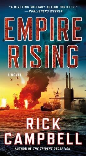 Empire Rising Novel Rick Campbell product image