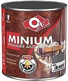 Oxi PRGR.5 Minium Primaire antirouille 500 ml Gris