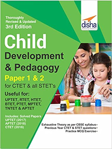 Child Development & Pedagogy for CTET & STET (Paper 1 & 2) with Past Questions - by Shalini Punjabi
