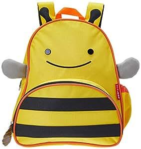 Skip Hop Zoo Pack Little Kids Backpack, Bee