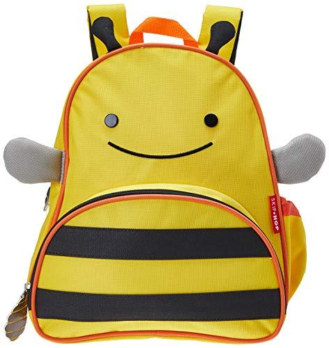 Skip Hop Toddler Backpack, 12″ School Bag, Bee