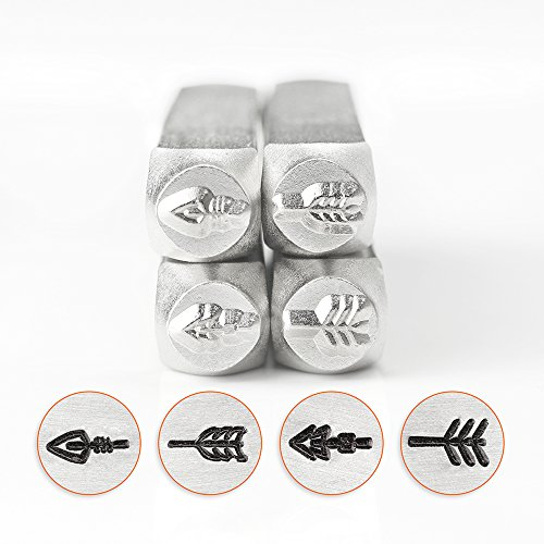 ImpressArt Arrow Metal Stamp Pack by ImpressArt