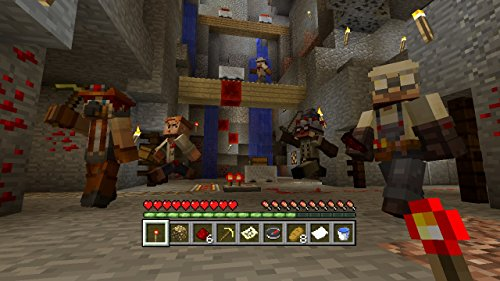 Minecraft - DLC,  Redstone Specialists Skin Pack - Wii U [Digital Code] by Mojang AB (Image #2)