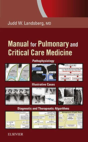 Manual for Pulmonary and Critical Care Medicine E-Book