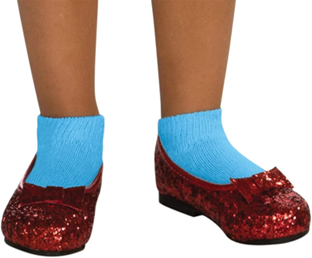 Child Deluxe Dorothy Ruby Slippers