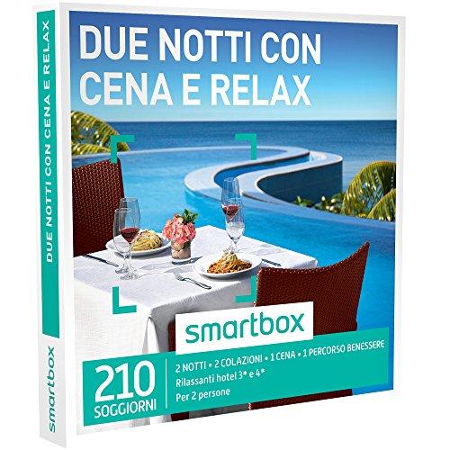 Smartbox - Due Notti Con Cena e Relax - 210 Soggiorni Di ...