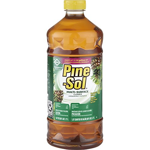 Pine Disinfectant Cleaner - Pine-Sol Multi-Surface Cleaner, 60 Ounces (41773)