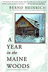 A Year In The Maine Woods Paperback