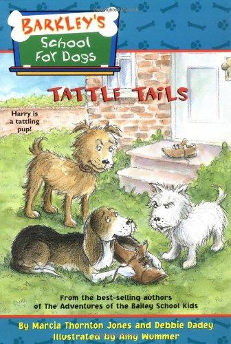 Read Online Barkley's School for Dogs #10: Tattle Tails PDF