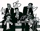 Why Don't We band reprint signed autographed photo #2