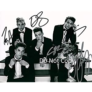 Why Don't We band reprint signed autographed photo #2 RP