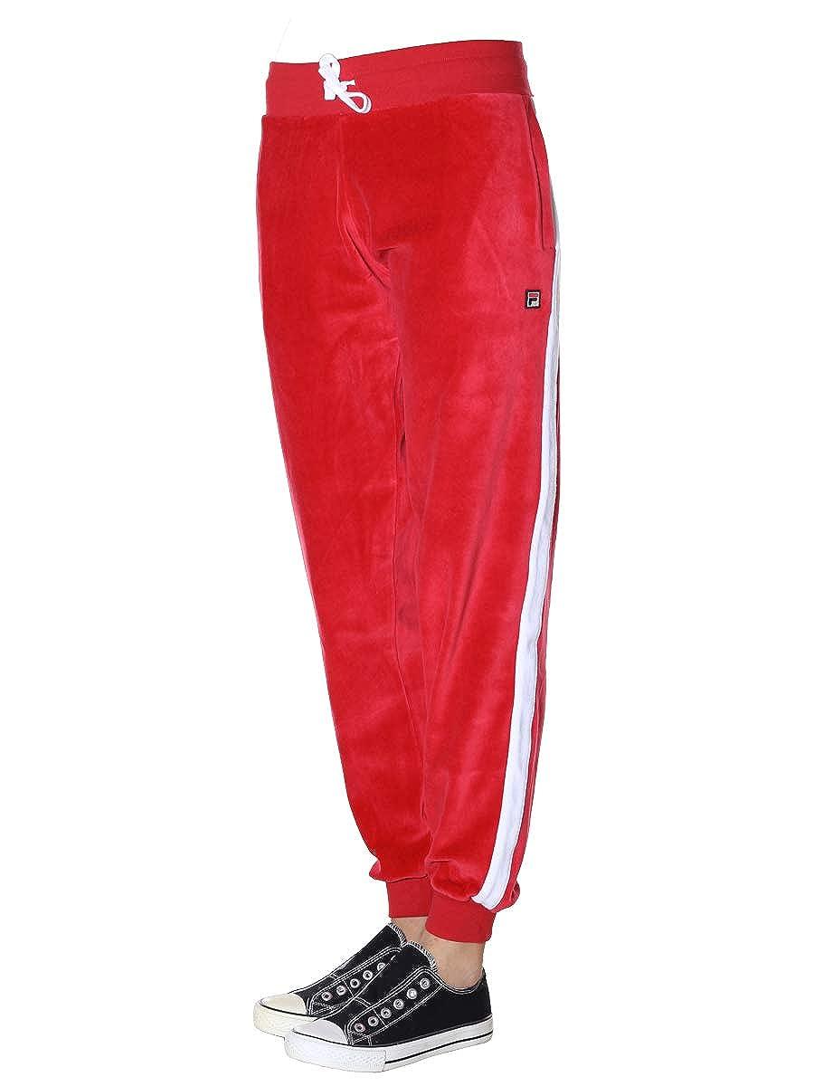 Fila Pantalone Felpa Donna MOD.FIL492014 Rosso M
