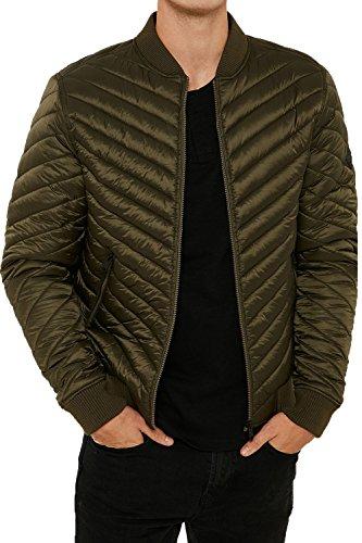 Mens Urban Outerwear Nylon Jacket - 7