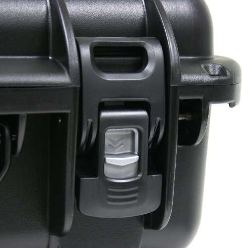 Nanuk 918 Hard Case with Foam, Black (918-1001) , Polaroid Memory Card Wallet and Ritz Gear Card Reader / Writer by Ritz Camera (Image #6)