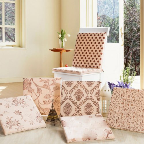 ss Dining Garden Patio Elegant Home Office Sofa Antiskid Chair Seat Pads Cushions