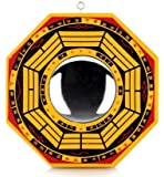 """6"""" Convex Traditional chinese Feng Shui Bagua Mirror"""