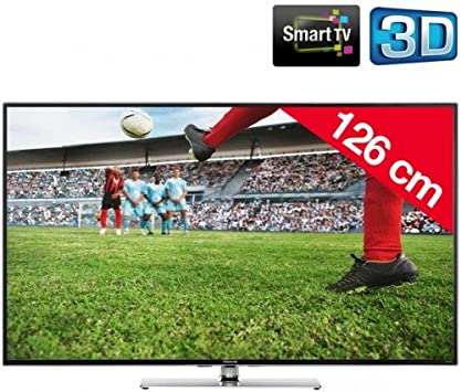 SHARP AQUOS LC-50LE761E - Televisor LED 3D Smart TV: Amazon.es: Electrónica