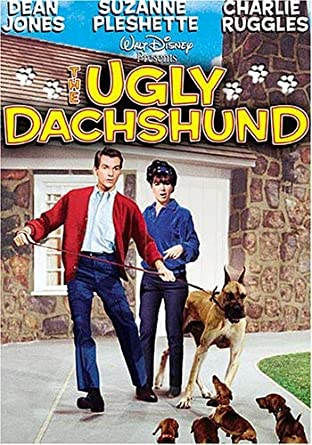 the ugly dachshund movie cover