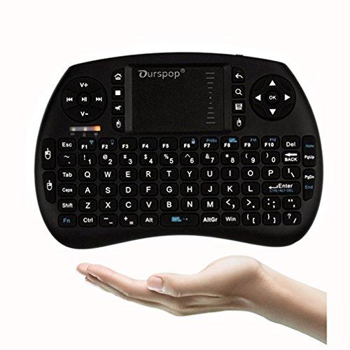 OURSPOP OP R7 Wireless Keyboard Touchpad