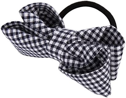 Accesorios para el cabello con una corbata de lazo grande para ...