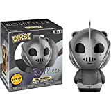 Funko Rocketeer (Chase Edition) Dorbz x Rocketeer Vinyl Figure + 1 Classic Sci-fi & Horror Movies Trading Card Bundle (11320)
