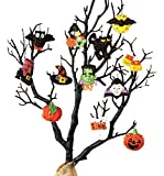 Bucilla 86430 Halloween Felt Applique Ornaments Kit (Size 2