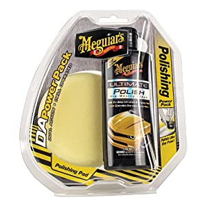 Meguiar's G3502 DA Polishing Power Pack