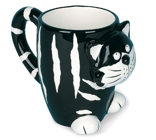For Your Favorite Cat Fan! Ceramic Chester the Cat Drinking Mug. For all Cat Lovers.