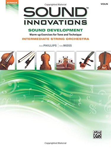Download Sound Innovations for String Orchestra -- Sound Development: Violin pdf
