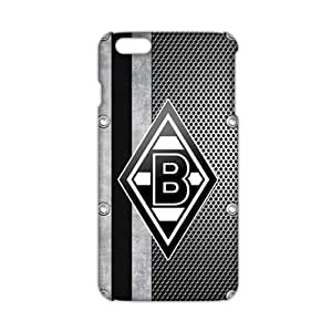 CCCM borussia m?nchengladbach logo 3D Phone Case for iphone 4 4s