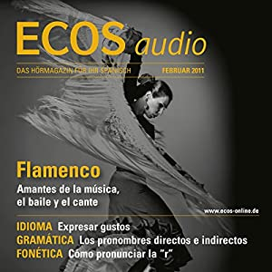 ECOS audio - Flamenco. 2/2011 Hörbuch