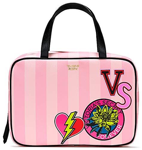 Victoria's Secret VS Patch Jetsetter Travel Case
