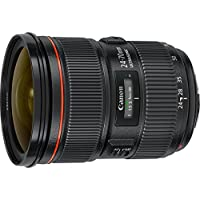 Canon Ef24-70mm F2.8l Ii Usm Lens - International Version (No Warranty)