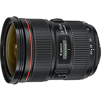 Canon Ef24-70mm F2.8l Ii Usm Lens - International Version (No Warranty)