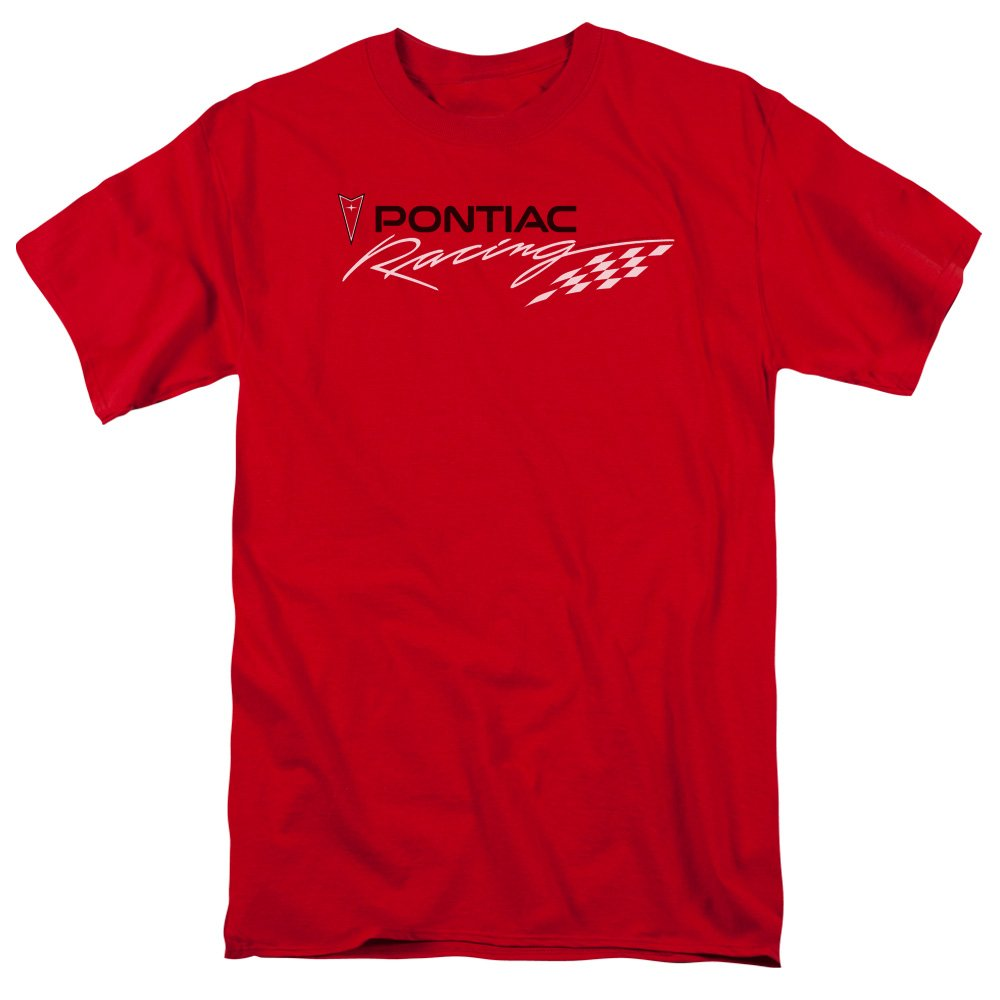 Pontiac Pontiac Racing Unisex Adult T Shirt For And 4285