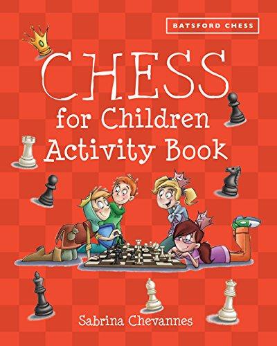 Batsfo Chess for Children Activity Book