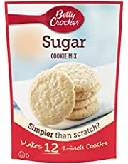 BETTY CROCKER Cookie Mix- Sugar Snack Size, 177g