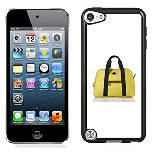 NEW Unique Custom Designed iPod Touch 5 Phone Case With Lacoste Luxury Bag_Black Phone Case