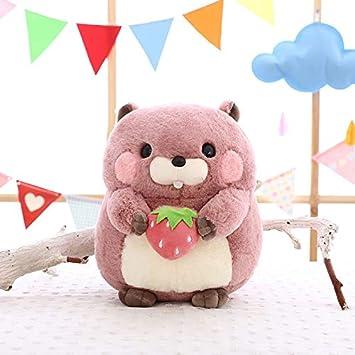 Mjia Pillow Peluches de Peluche Animales de Peluche para niños / Niñas / Amigo Cumpleaños y