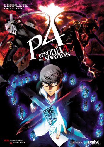 Persona 4: The Animation: Complete Collection by Section23 Films