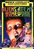 Aliens Ate My Homework, Bruce Coville, 0671727125