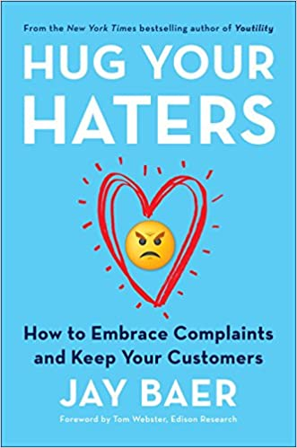Book Title - Hug Your Haters