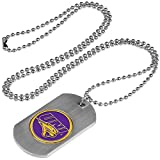 LinksWalker NCAA Northern Iowa Panthers - Dog Tag
