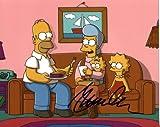 GLENN CLOSE signed *SIMPSONS* 8x10 Photo Mona Simpson PROOF W/COA #8