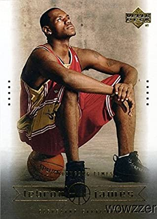 huge discount 36b15 74f13 LeBron James 2003 Upper Deck Box Set  26 ROOKIE Card in Mint Condition! NBA