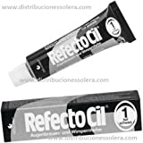 Refectocil - Tinte para pestañas n 1 negro 15 ml.