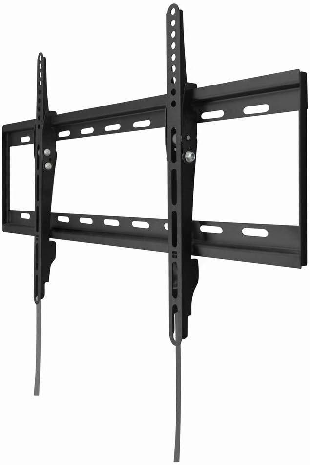 Gembird WM-70T-01 - Soporte de Pared para Pantalla Plana (TV, 50 kg, 81,3 cm (32
