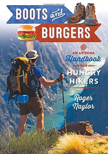 Boots Burgers Arizona Handbook Hungry product image