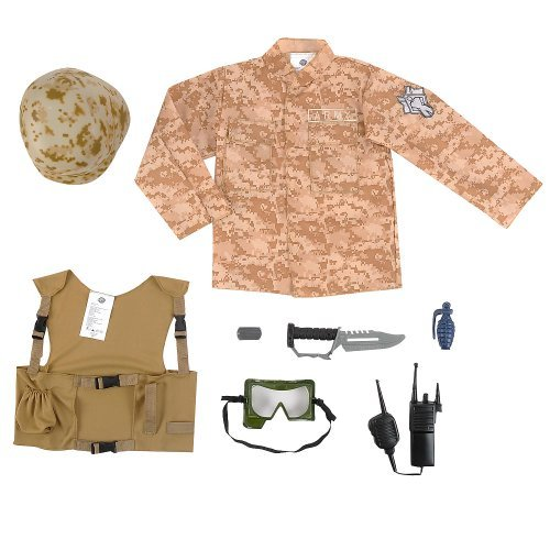 dress up a action hero - 5